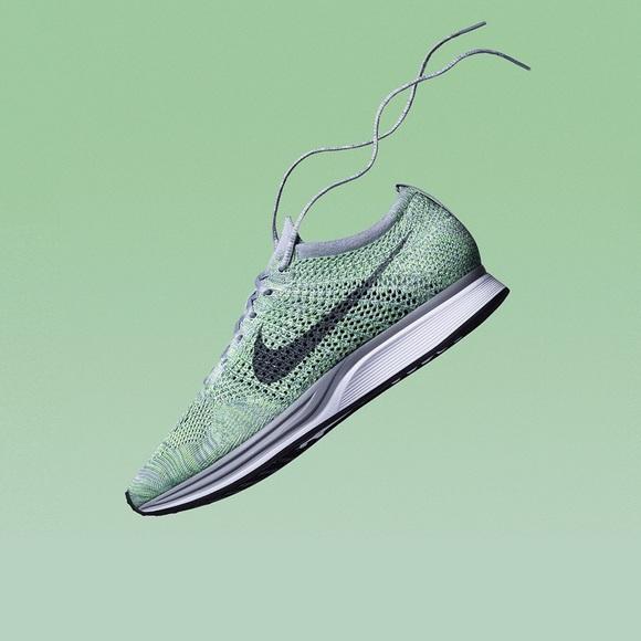 84f0ff007cfa Nike flyknit racer macaron pack pistachio. M 5b817969dcfb5a352571bf2e